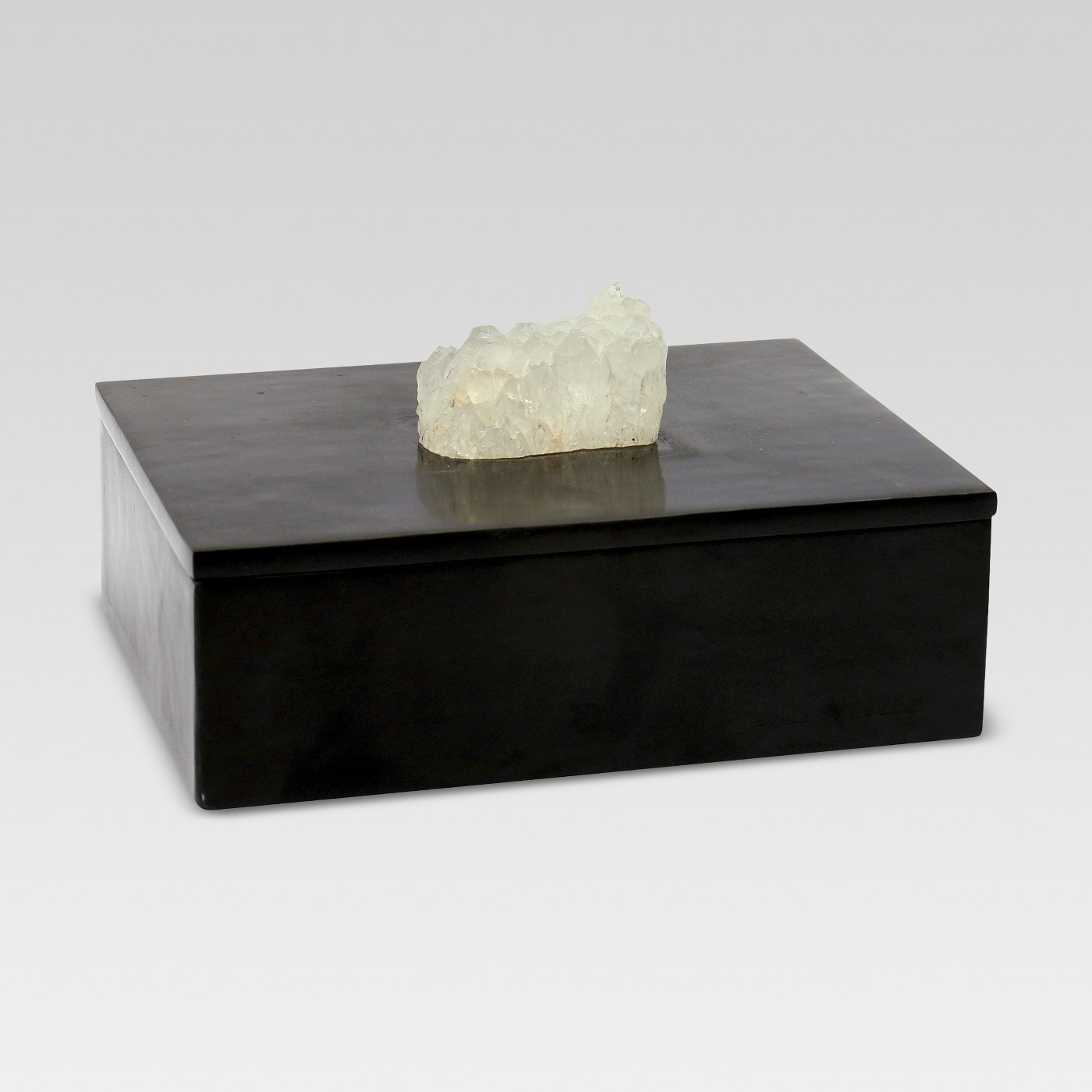Decorative Box with Agate Stone