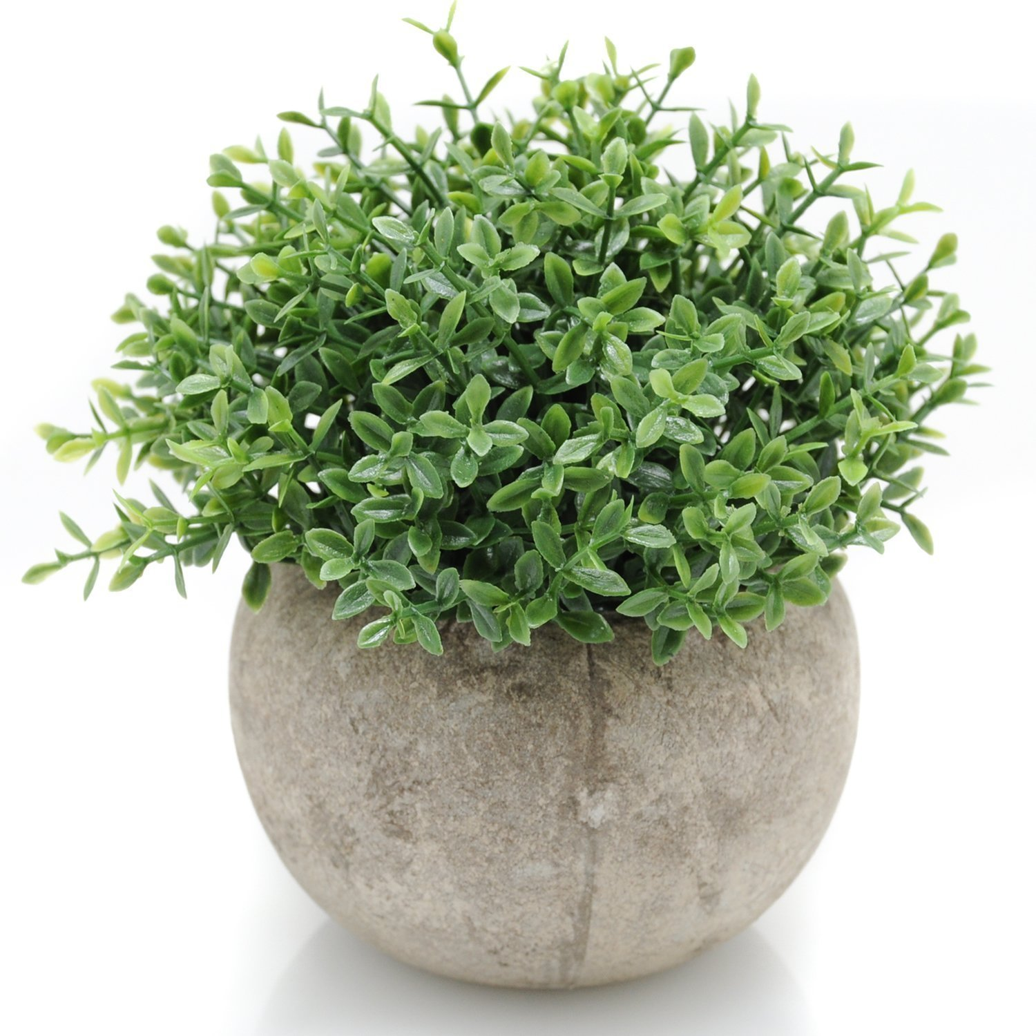 Artificial Benn Grass in Pot