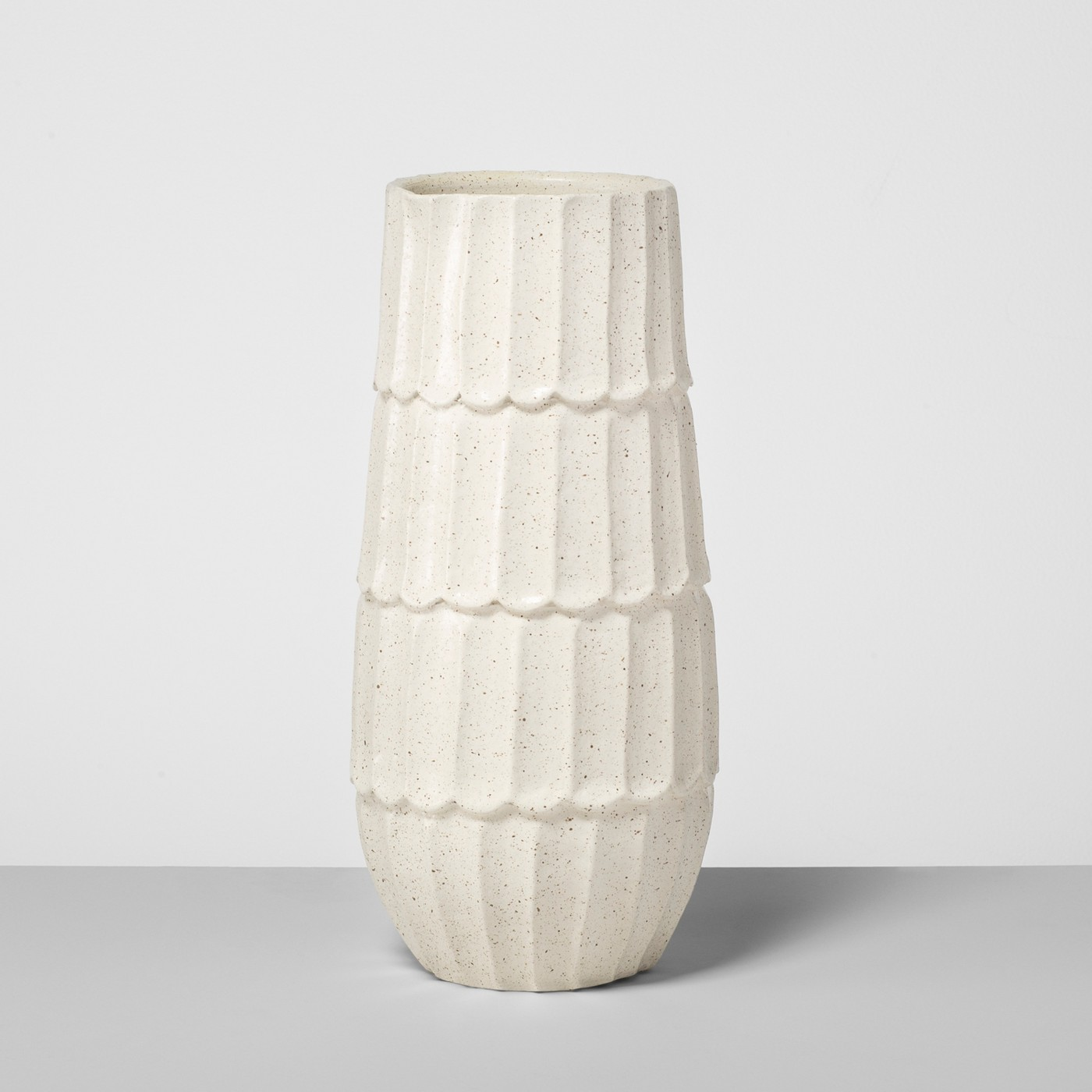 Earthenware Vase Large