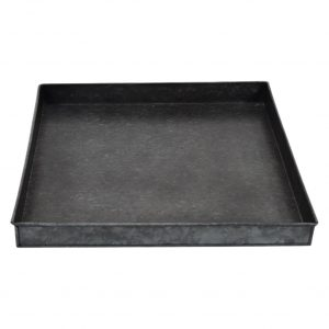 Galvanized Iron Tray