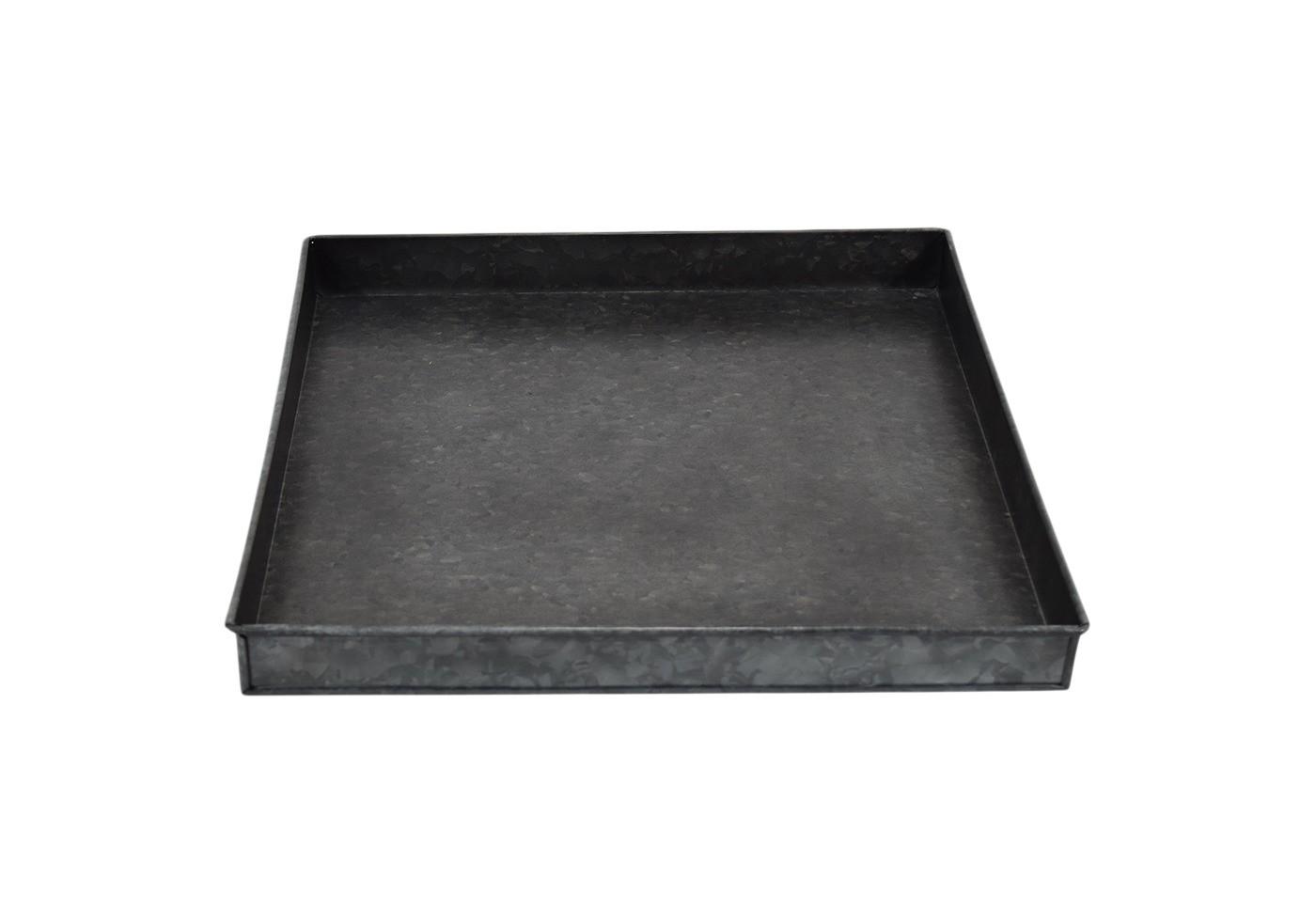 Galvanized Iron Tray