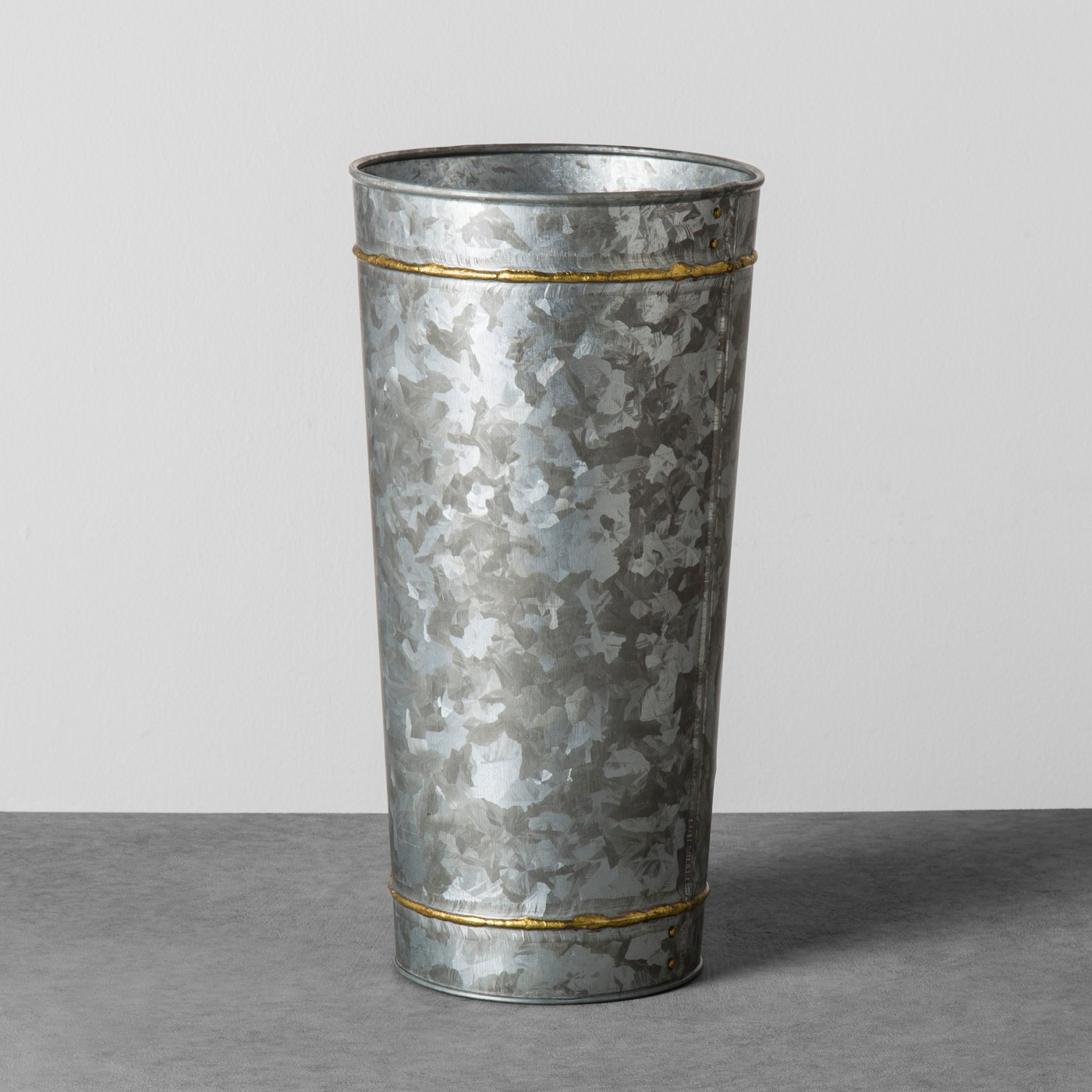 Metal Vase - Hearth and Hand