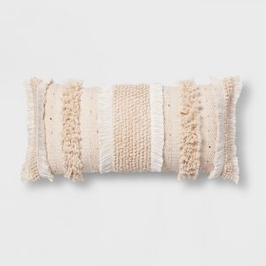 Tufted Lumbar Pillow