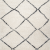 Moroccan Lattice Tassel Rug