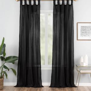 Tab Top Curtain Panel